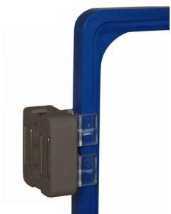 Skilteholder til jern og metal - Køb magnet holder og skilterammer her