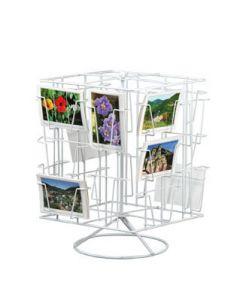 Postkortholder med 20 rum til bord - Køb online til gode priser