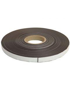 Selvklæbende magnetbånd på rulle med 30 meter - www.globifix.com