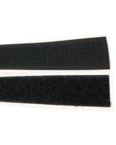 Velco-bånd på 2 cm i bredden på rulle med 25 meter - Køb online