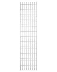 Gitter stativ i hvid der kan bruges i enhver handel - Køb gitre og tilbehør online til gode priser