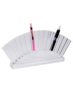 Display / holder til e-cigaretter og kuglepenne - Plads til 15 styk