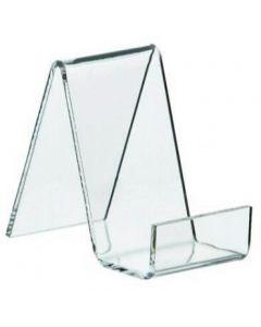 Fleksibel display i akryl - Med højde på 8 cm og bredde på 5 cm