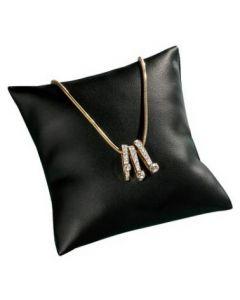 Smarte smykkepuder i imiteret læder - Perfekt til ure og armbånd
