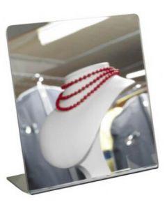 Letvægt spejl - fremstillet i klar akryl - Køb online til gode priser og hurtig levering