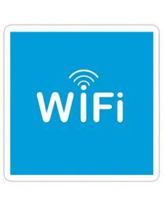 Pictogram med WIFI - Kan bruges mange steder