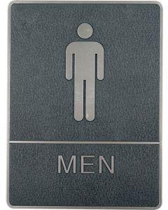 Pictogram af herre i flot design - Perfekt som toilet og wc skilt
