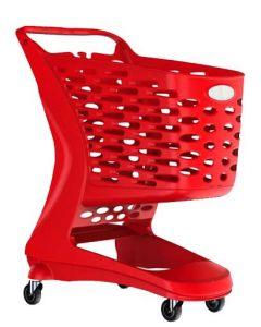 Kundevogn og Indkøbsvogn i Rød farve af høj kvalitet - Køb billigt her