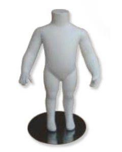 Flot børne mannequin i 1-2 år - Stort udvalg af mannequindukker i børne størrelser online