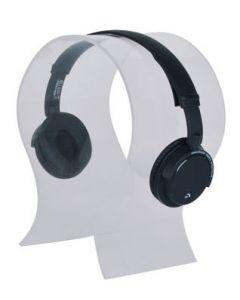 Mannequin-hoved til høretelefoner og lignende produkter - Akryl-hoved