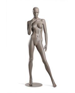 Kvalitets mannequin i flot design - Detaljeret med feminin look