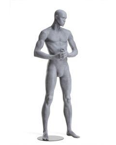Kvalitets mannequin i herre model - Flot og kan bruges i enhver handel