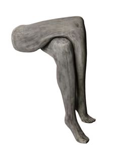 Mannequin dame ben med to krydsede mannequinben - Køb online