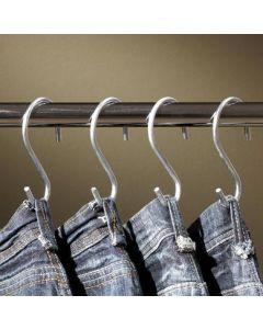 Smarte kroge til ophæng af jeans og bukser - Kan bruges i enhver handel