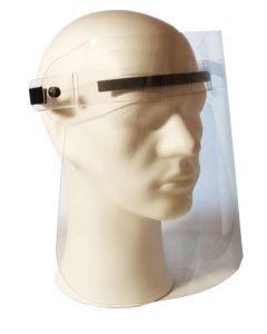 Køb ansigtsvisir og beskyttelses visir online på globifix.com til gode priser