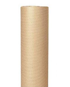 Brunt papir til pakning af varer ved forsendelse - Rulle med 300 m til lavpris