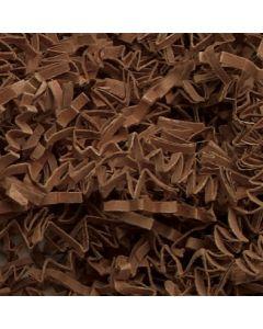 Mørke brunt fyld til pakning af varer - Flot sizzlepak med 5 kg