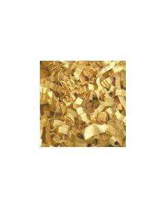 Flot beige sizzle fyld til skån somme varer - Pakket med 5 kg