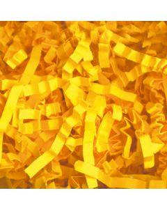 Sizzlefyld i gult farve - Pakket med 5 kg, perfekt som kreativ beskyttelse