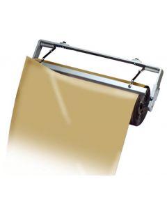 Papirafriver til gavepapir på 70 cm - Med montering under plade