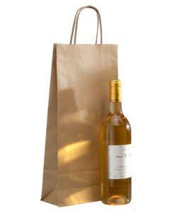 Bærepose - perfekt til vin og andre flasker