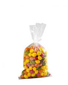 Billig cellofanpose pakket med 200 stk. klar til levering - Køb online her