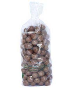 Online salg af poser til fødevarer - Her pakket med 100 stk. klar til levering