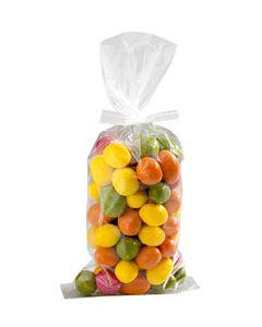 Poser i cellofan til brug med fødevarer / madvarer - Kan bruges i enhver handel
