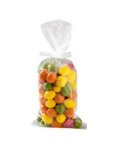 Cellofanposer i klar cellofan - Må bruges til fødevarer, pakket med 200 stk.
