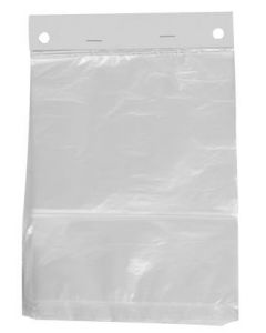 Plastikposer med perforering - Pakket med 1000 stk. til en god pris