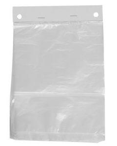 Perforeret poser i toppen - Afriv nemt en plastikpose
