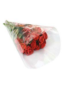 Blomster pose til hurtig og flot indpakning af blomsterbuketter - 50 stk. til billig pris