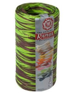 2 farvet gavebånd til indpakning af gaver - Kan bruges i enhver handel