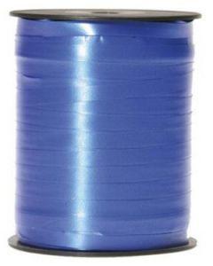 Almindeligt gavebånd i mørkeblå farve - Billigt gavebånd