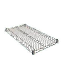 Krom metal hylde - Fleksibel reol system til billig pris