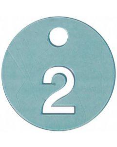 Nr 2 brik til prøverum for antal tøj - Køb alt til prøverum online her