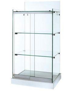 Glasvitrine bord model - Velegnet til butiksdisk for mersalg