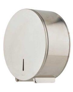 Oval toiletpapir holder til store ruller toiletpapir - Køb her