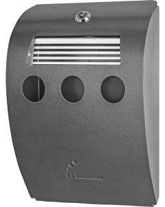 Askebæger til væg-montering af høj kvalitet - Perfekt til kunder og besøgende