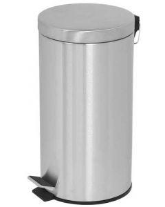 Affaldsbeholder på 20 liter med pedallåg - Køb online til billig pris