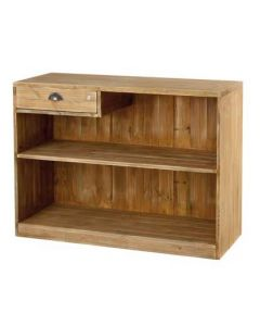 Butiksdisk af træ i flot design og finish - Køb online her