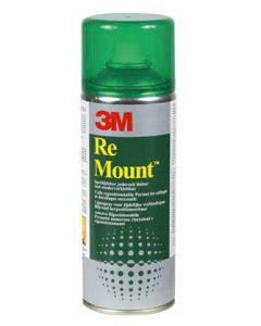 Praktisk spraylim med klistre funktion - Perfekt til midlertidig ophæng