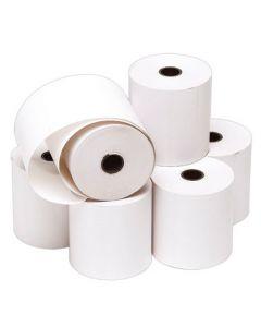 Bonruller / papirruller til kasseapparater, regnemaskiner m.m. - Køb her