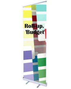 Køb billig Roll-up online på globifix.com - God og pris billig Roll-up der kan bruges til ethvert formål