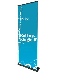 Roll-up banner stativ i høj kvalitet til markedsføring