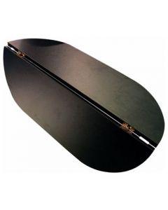 Topplade til kuffert - omdanner til et bord