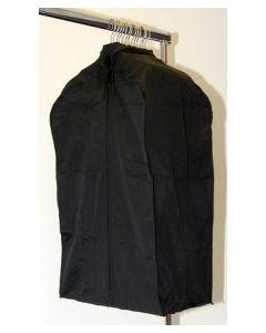 Flot og praktisk tøjpose til opbevaring af tøj kollektion - Med snørre og lynlås