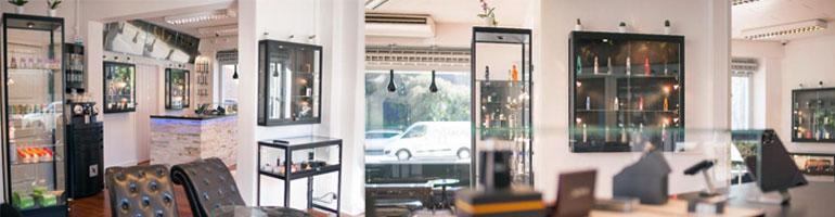 Glasvitriner og glasmontre - Køb online til gode priser