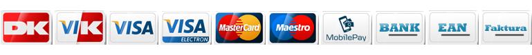 betalingskort hos Globifix