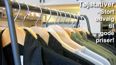 Køb Tøjstativer online hos Globifix.com til gode priser
